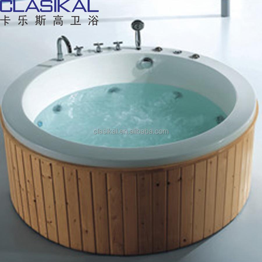 Vasche da bagno per esterni all 39 ingrosso acquista online i for Vasca da bagno esterna