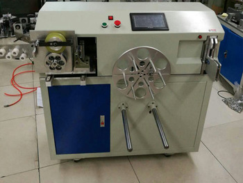 Cable Winding Binding and Cutting Machine JW-C5-45