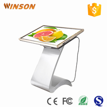 Best price for shopping mall 42 inch floor stand touch screen kiosk