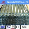 Temporary construction fencing, zinc roofing metal, zinc coated corrugated steel sheet