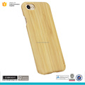 Mobile phone back cover for iphone 7plus bamboo phone cover