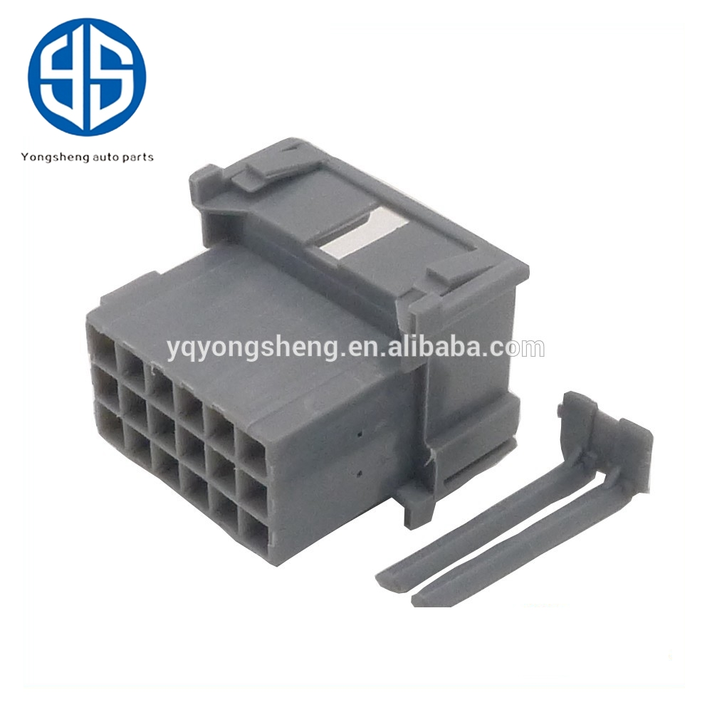 Wholesale Electrical Housing Connectors Online Buy Best Auto Wiring Harness Connectorket Free Sample 18 Pin Gray Tyco Amp Male Stronghousing Strong