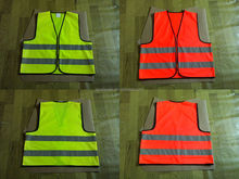 CY Reflective Vest Safety High Visibility Belt Stripes