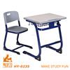Used standard size of cheap school desk and chair