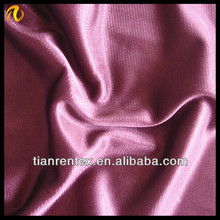 40D 100% Polyester Prnting Shiny Silk for Ladies / wholesale fabrics manufacturing in china