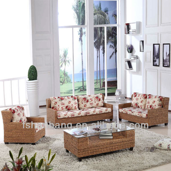 New Indoor Seagrass Sofa Sets, View seagrass sofa, Love & Ratten ...