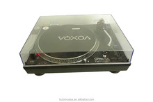 VOXOA Wholesale DJ Audio high end Turntable record player Detachable Head Shell Turntable with Direct Drive vinyl