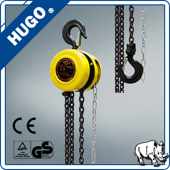 Used Construction Mini Chain Hoist block ,2 ton HS-VT Lifting Crane Equipment Hoisting