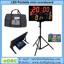 LED Portable Electronic Scoreboard of Football and Basketball