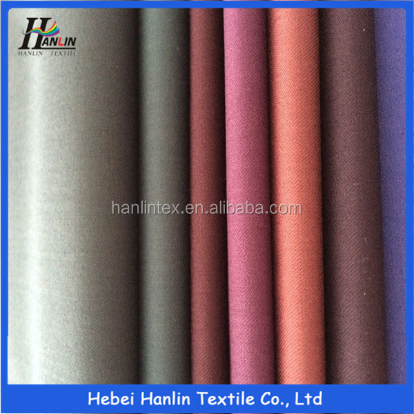 polyester viscose elastane tr bi-stretch thin stretched suiting fabric