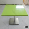 round stone top dining tables , quartz stone top dining tables