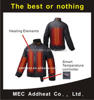 High quality Battery Heated Jacket, safety and washable
