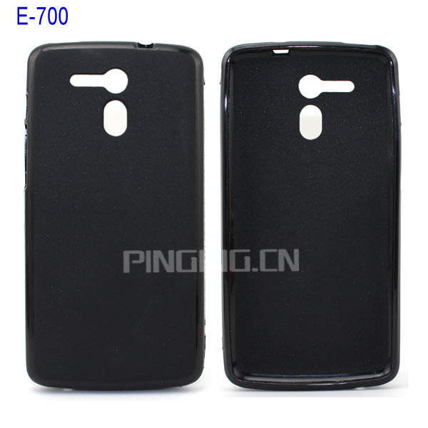 soft tpu back cover case for acer liquid e700, for acer liquid e700 tpu case