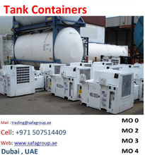 TANK CONTAINERS (NEW /USED) (RENT/BUY)