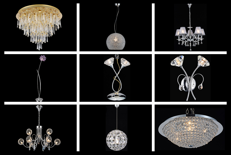 new design vintage chandelier ceiling lamp for home