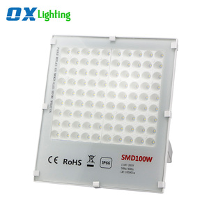 50W 100W 150W LED Floodlight Outdoor Waterproof SMD Flood light 10000 lumens led Reflector
