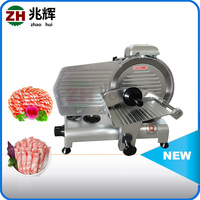 Popular Catering Equipment Beef/Mutton Roll Slicing Machine/Meat Roll cutter price/Frozen Meat Cutting