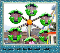 charming hot selling cheap children game kids rides mini ferris wheel for sale