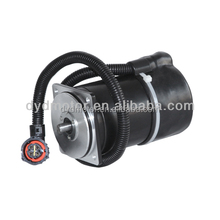 3500rpm, 24V, 300W IP67 PM DC Motor / Fuel Pump