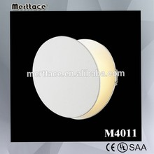 Indoor Recessed Round Decoration LED Wall Lamp Wireless