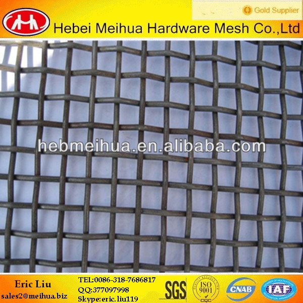 Good quanlity and price crimped wire mesh from anping ying hang yuan metal