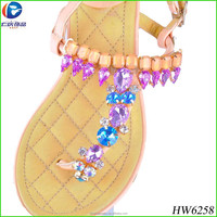 Global Selling Latest Design Fashion Lady Shoes Accessories 2014