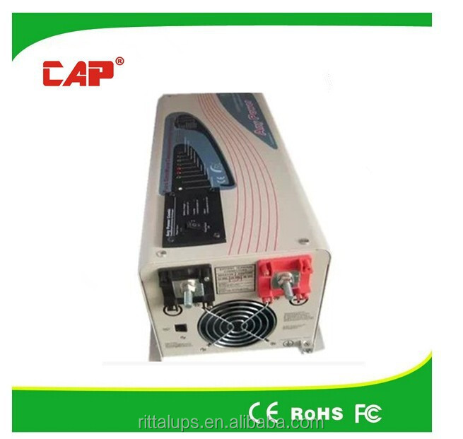 120v-240v dc to ac 24vdc 220vac power star inverter 1kw 10kw 24v 48v dc battery