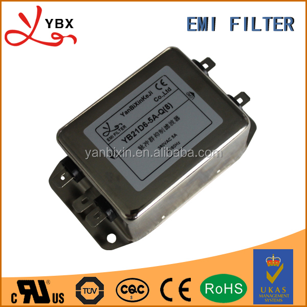 Motor Electromagnetic Interference Input EMI Filter For Inverter