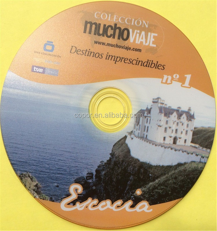 wholesale blank cds with brand copor