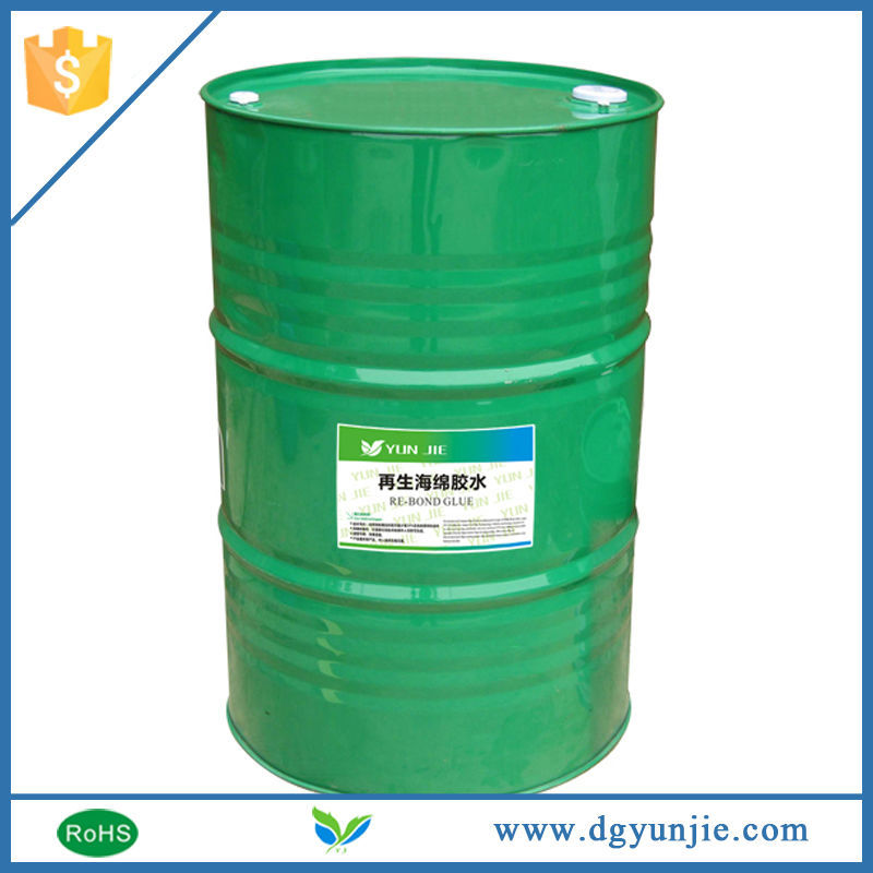 Single component 200kg polymer adhesive sealant for foam manufactory