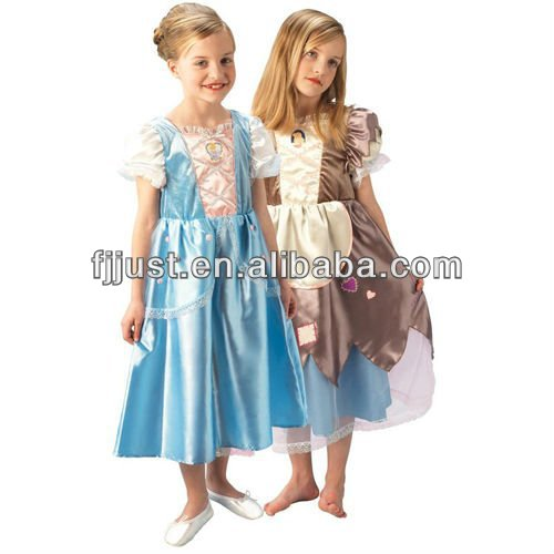 Two person princess party costumes
