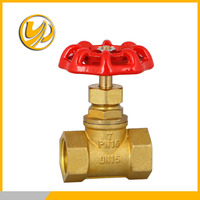 new products brass gate valve