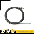 CE certification good anti-wear performance high frequency concrete vibrator rod