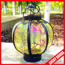 Fashionable elegant metal lantern for sale