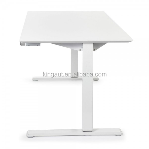 office furniture melamine material executive wooden standing office desk