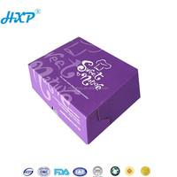Bulk Packaging Kraft Corrugated Cake Slice Box