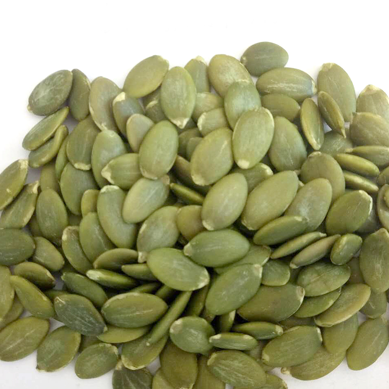 organic Shine Skin pumpkin seeds kernel new crop grade AA