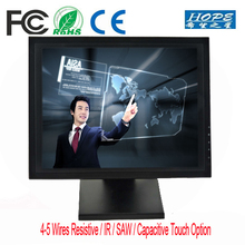 Square screen 10 points capacitive 15 inch raspberry pi touch monitor