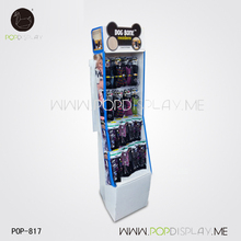 pop corrugated makeup stand for hanging custom printed cardboard display for umbrella