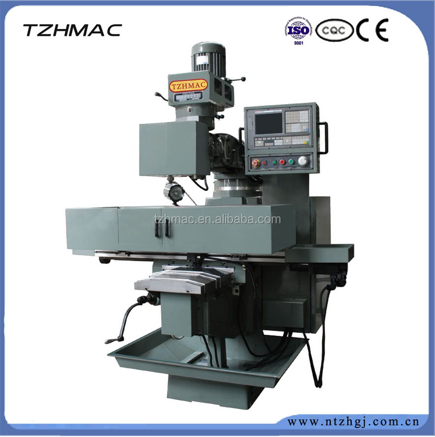 Good price home cnc power feed milling drilling machine XK6325A