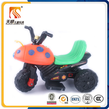 2016 china New model battery powered 6V electric cheap 3 wheel motorcycle for kids ---TIANSHUN