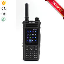 with Android system Handheld GPS GSM NetWork Wifi Radio Portable Ham Mobile Phone 3G-HD6800 Walkie Talkie WCDMA With SIM Card