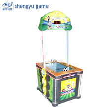Football Baby electronic coin operated foosball table video gaming machine