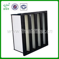 Big Dust Capacity Big Airflow Combined Hepa Filter China manufacture