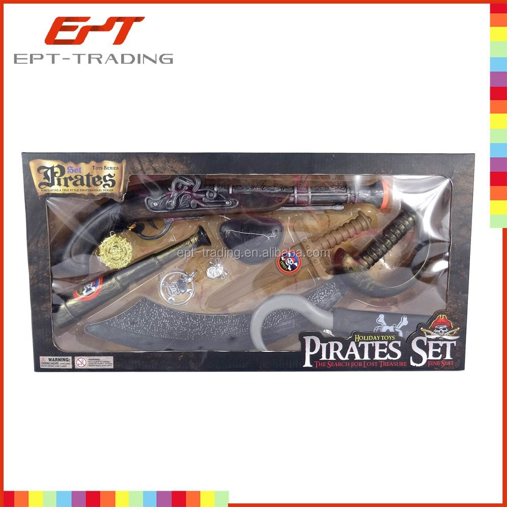 New item pirate weapons pirate toy set