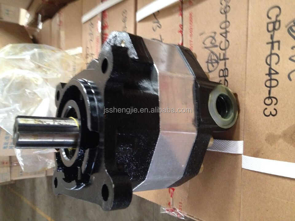 10cc CBFC series small hydraulic motor pump , high hydraulic pump