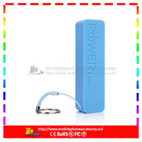 2014 newest power bank external battery charge 2600mah for smartphones