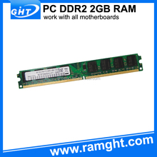 Lifetime warranty ddr2 2gb ram computer parts function
