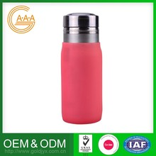 Top Selling Custom-Made Silicone Bottle Sleeve Best Quality Various Designs Slicone Bottle Sleeves