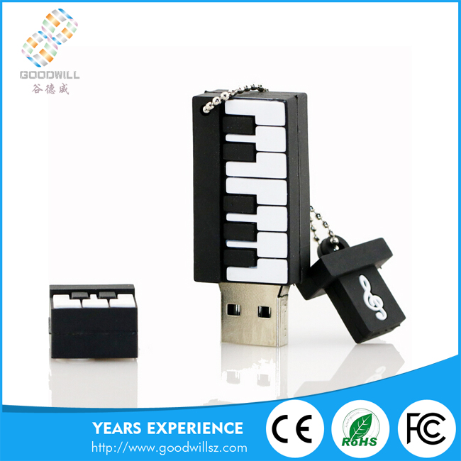 Piano usb flash drives pen drive christmas gift 8 gb 16 gb 32 gb memory stick